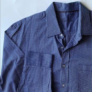 ❌SOLD❌Mens Tasso Elba button down dress shirt s